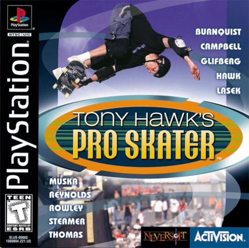 TonyHawksProSkaterPlayStation1