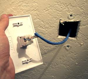 wiring the house cat5e for gigabit ethernet mick west 4350 300 jpg